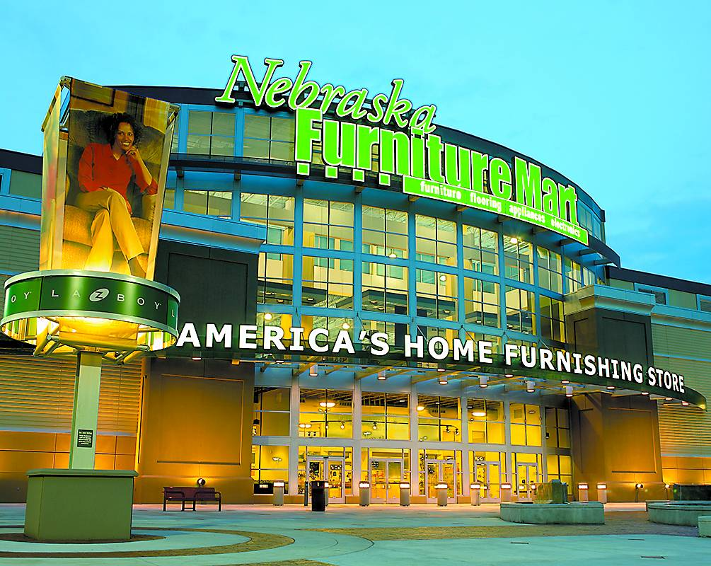 Furniture Mart Nebraska Furniture Mart In Kansas City
