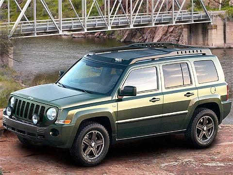 2005 JEEP Patriot Concept   jeep pictures