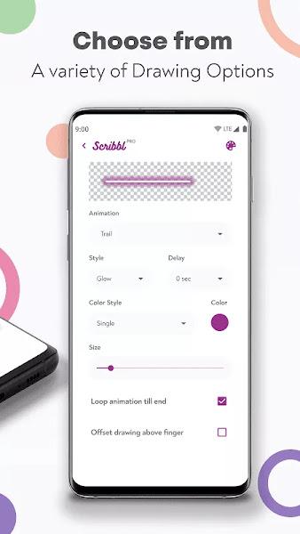 Scribbl PRO – Scribble Animation Effect (MOD, Unlocked)