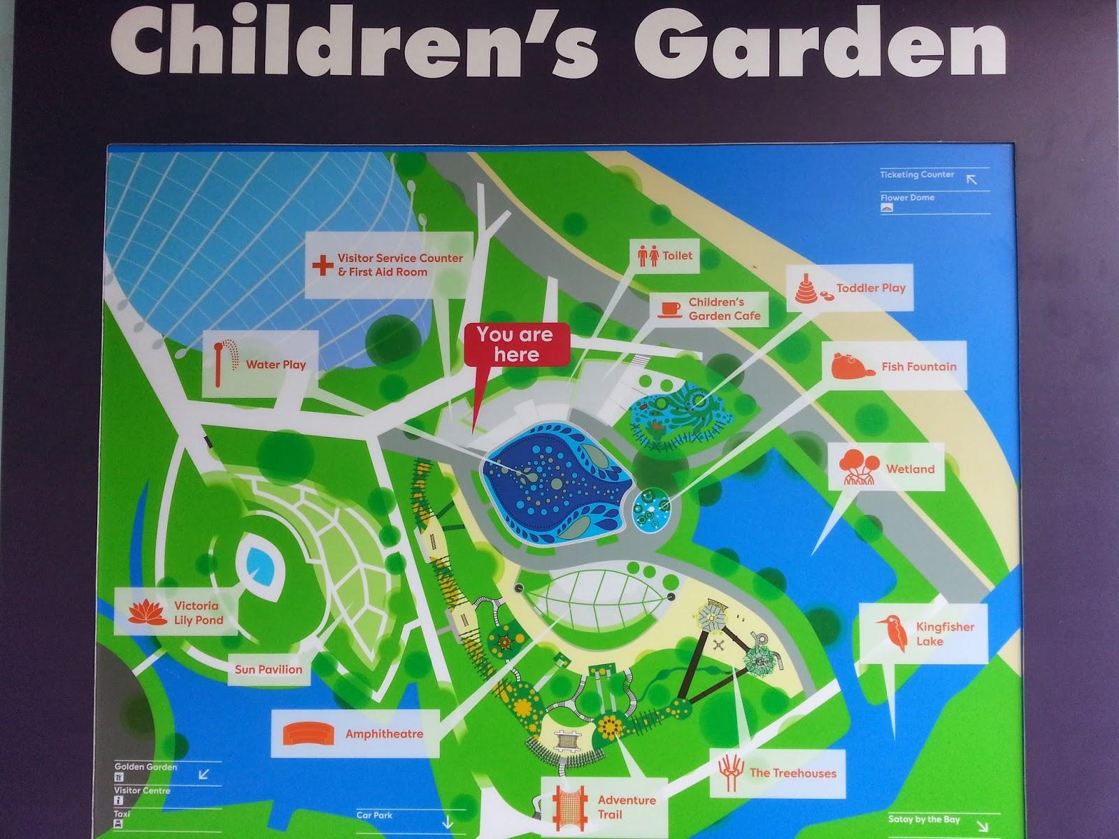 Brandon S Diary Gardens By The Bay Children S Garden