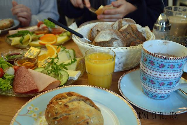 Café Glücksmoment Hannover Frühstück