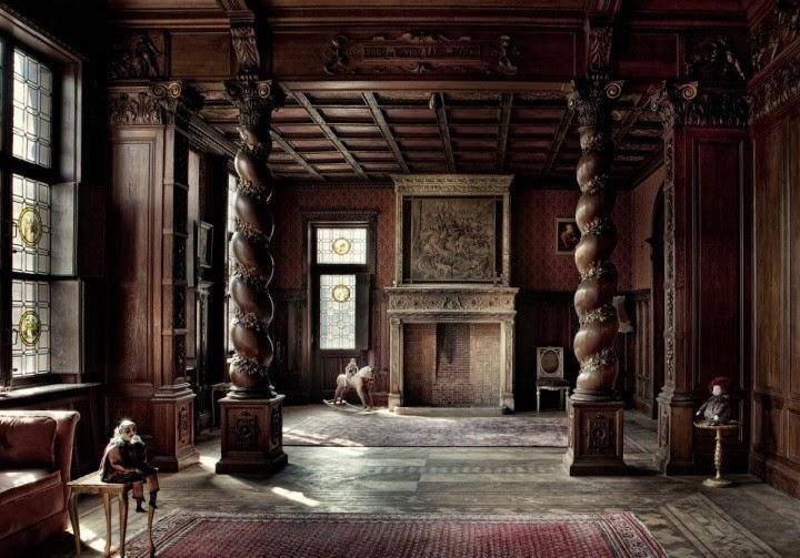 Gothic Victorian Decor - Home Design