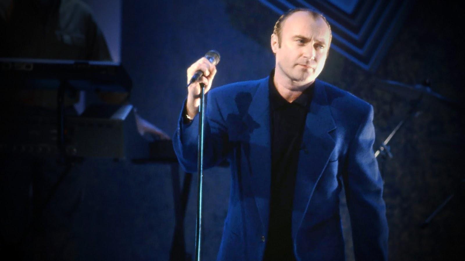 Phil Collins fará show em Porto Alegre em fevereiro