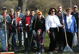 Volunteers Headed to State Parks, Historic Sites