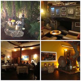 Restaurante Huaca Pucclana, Lima Peru