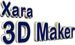 برنامج xara_3d Maker
