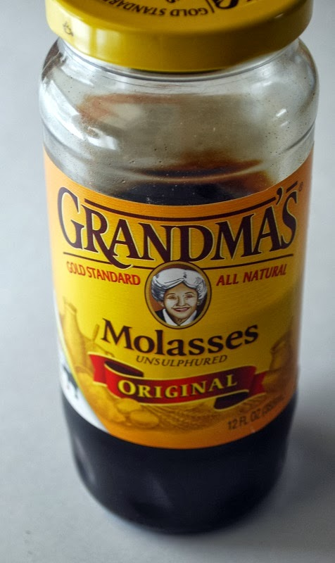 Molasses is one of the five important items when you own goats. Use it to perk up a tired or cold goat, and to mix herbal wormers into dosage balls.
