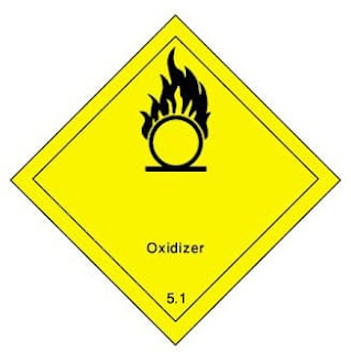 DG CLASS 5.1 ,Oxidizing Substances,HAZAMAT CLASS 5.1