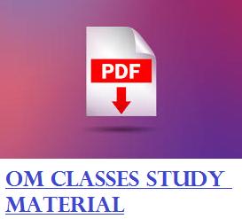 OM Classes Gandhinagar 2400 Gujarati General Knowledge Question Answer PDF