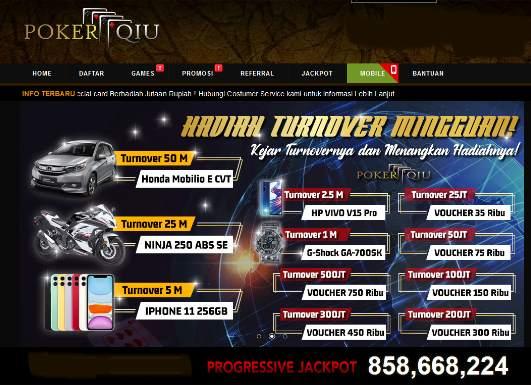 Agen Poker Online Yang Bisa Membantu Anda Hasilkan Profit Ratusan Kali