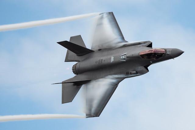 Luke Belgium F-35 Training