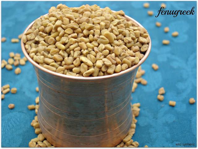 How To Use Fenugreek | Methi Seeds For Dandruff: Fenugreek ...