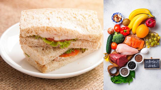 menu diet sehat 30 hari