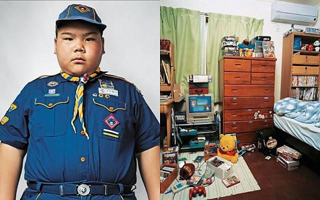 Inilah Potret Kamar Anak-Anak di Berbagai Negara, Mulai dari yang Wow Sampai Bikin Miris!