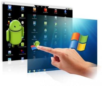 Cara masang aplikasi android di komputer pc / laptop