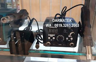 Darmatek Jual DEKKO 858 Solder Station dengan Hot Blower Digital Murah