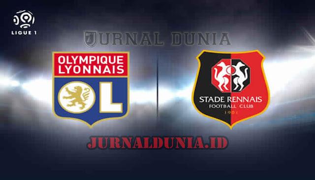 Prediksi Lyon vs Rennes , Kamis 04 Maret 2021 Pukul 01.00 WIB