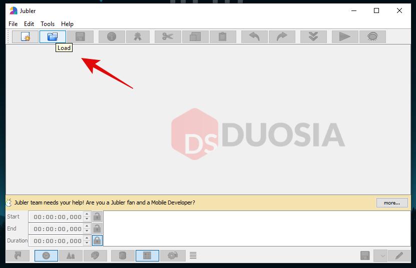 aplikasi untuk mengedit subtitle di windows 10