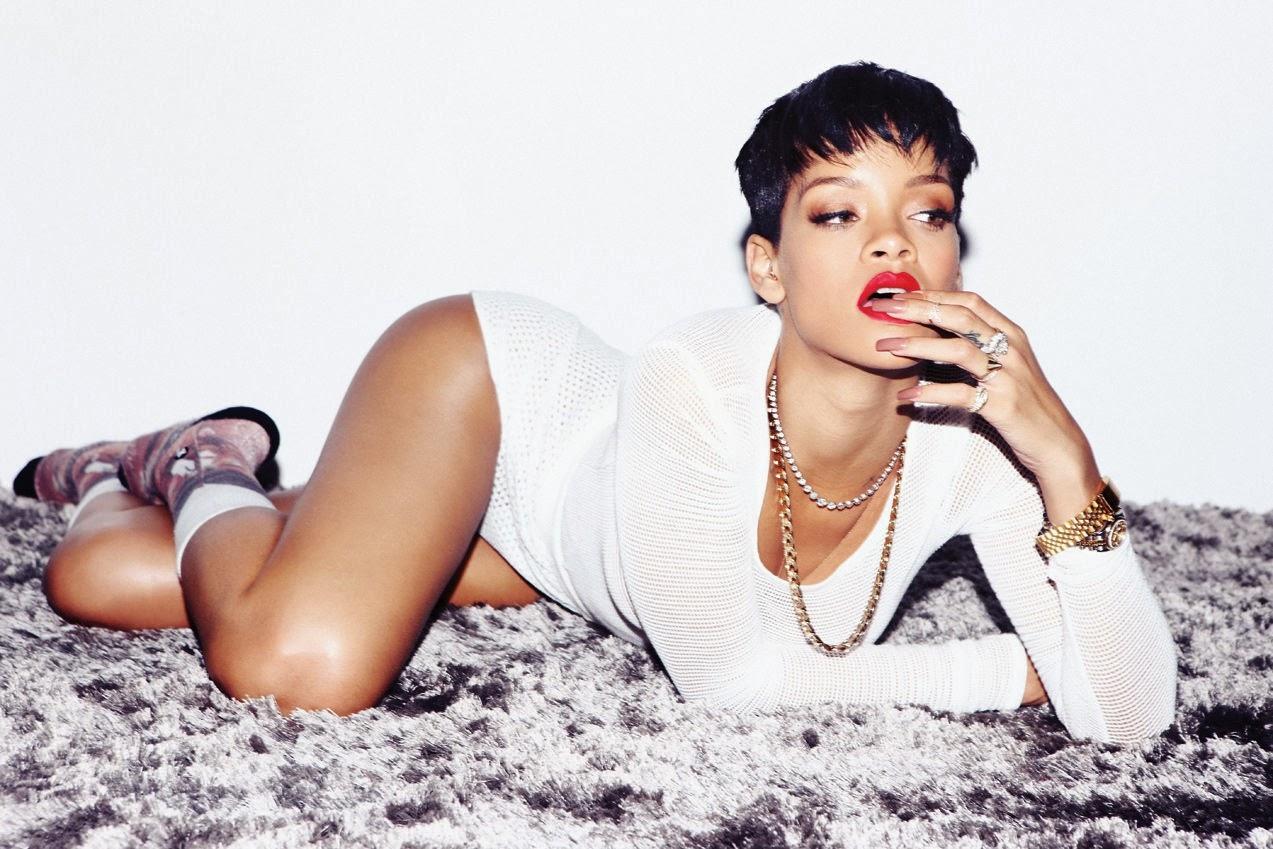 Rihanna Bikini Photo Shoot 27