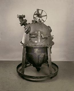 bakelizador recipiente pressão vapor baquelite