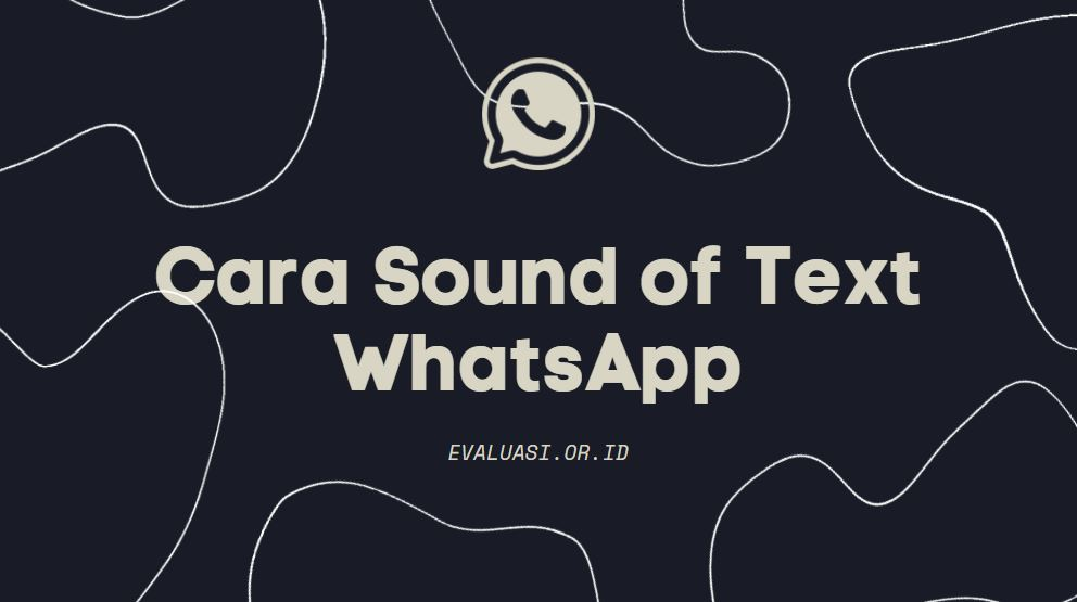 cara sound of text wanita suara google