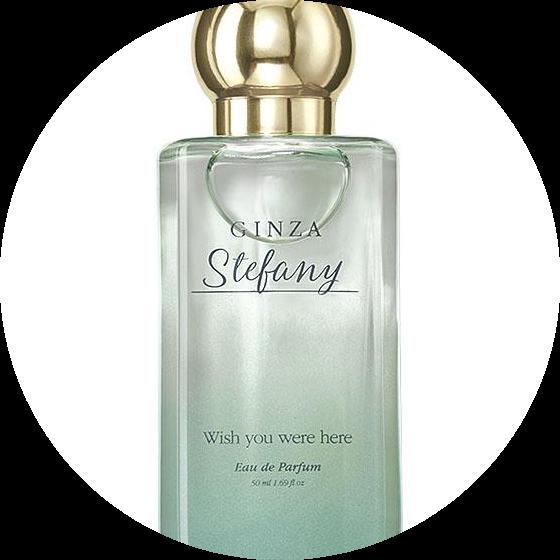 Ginza Stefany Wish You Were Here Eau De Parfum