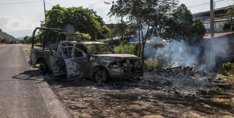 Cárteles en Tabasco, Michoacán y Guanajuato replican la respuesta letal y violenta del Cártel de Sinaloa en Culiacán