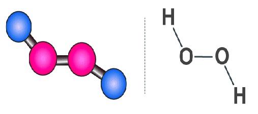 ما هو بيروكسيد الهيدروجين