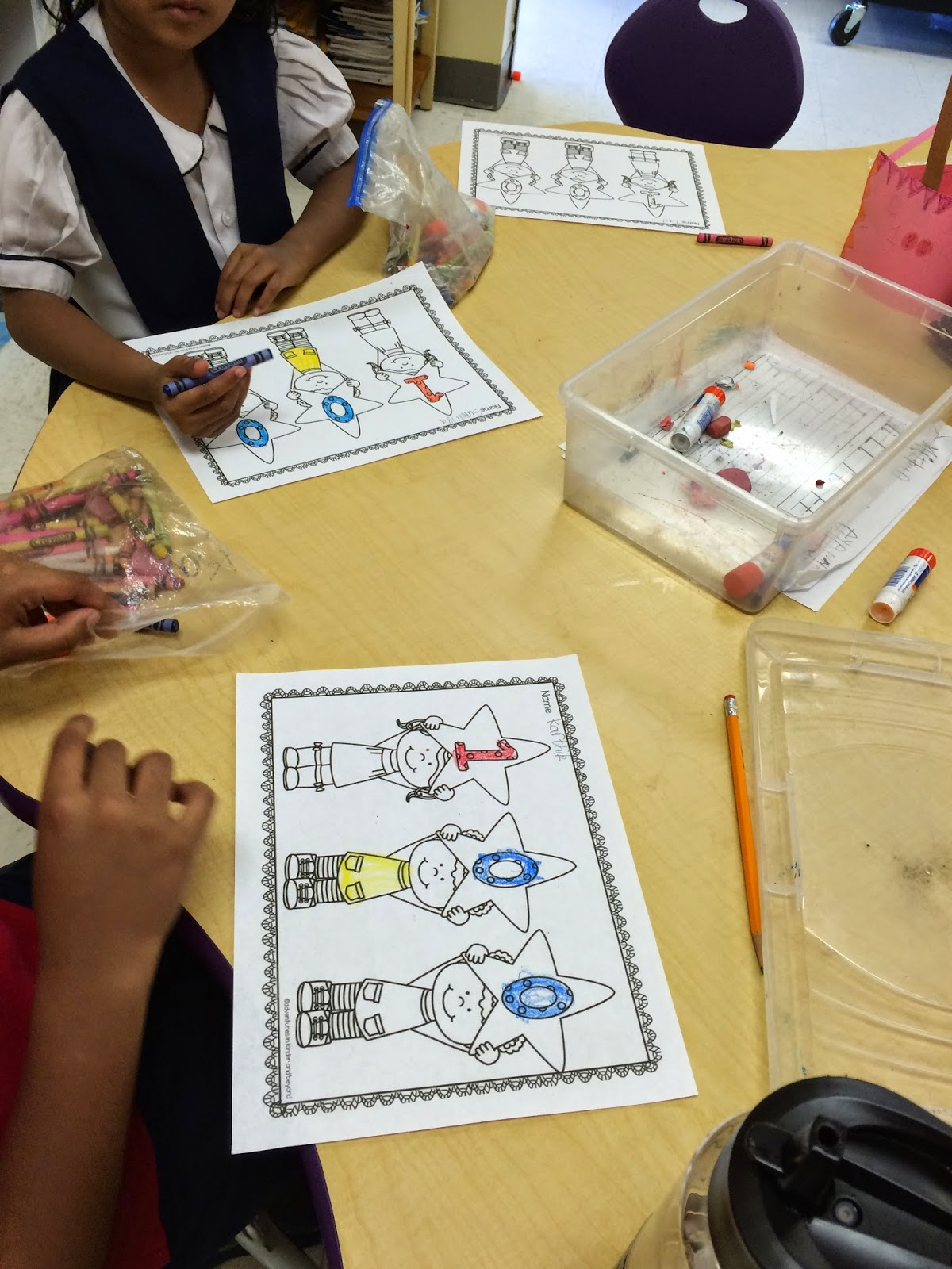 Adventures In Kinder And Beyond Five For Friday