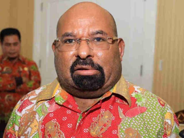 Lukas Enembe Akan Lockdown Provinsi Papua Selama Agustus 2021