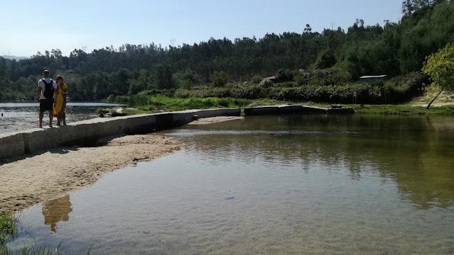 Açude praia fluvial Verim