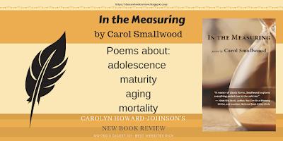 "Poet Judith Skillman Reviews Carol Smallwood's ""In the Measuring"""