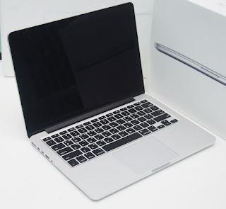 Macbook Pro Retina i5 Early 2015 bekas