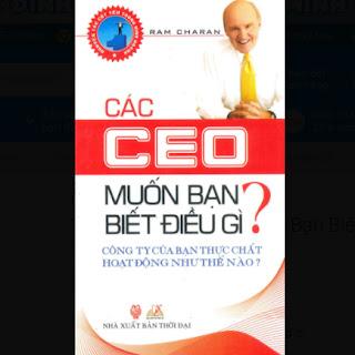 Các CEO Muốn Bạn Biết Điều Gì? ebook PDF EPUB AWZ3 PRC MOBI