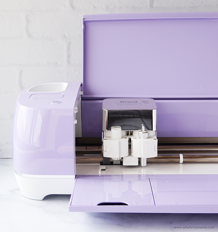 Lilac Cricut Explore Machine