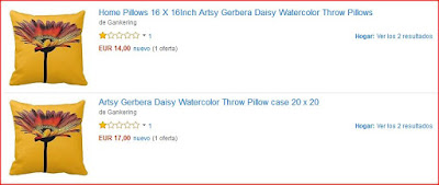 Illegal use of my copyrighted image on Amazon Spain