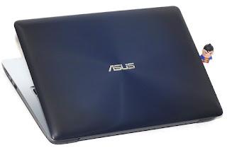 Laptop Gaming ASUS A456U Core i5 Gen7 NVIDIA