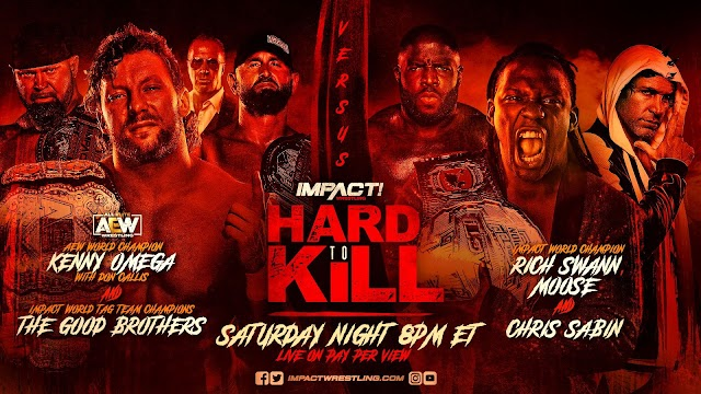 VIDEO: Off The Ropes 01/16/21: Impact wrestling Hard To Kill Preview