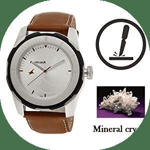 Scratch-Resistant Watch