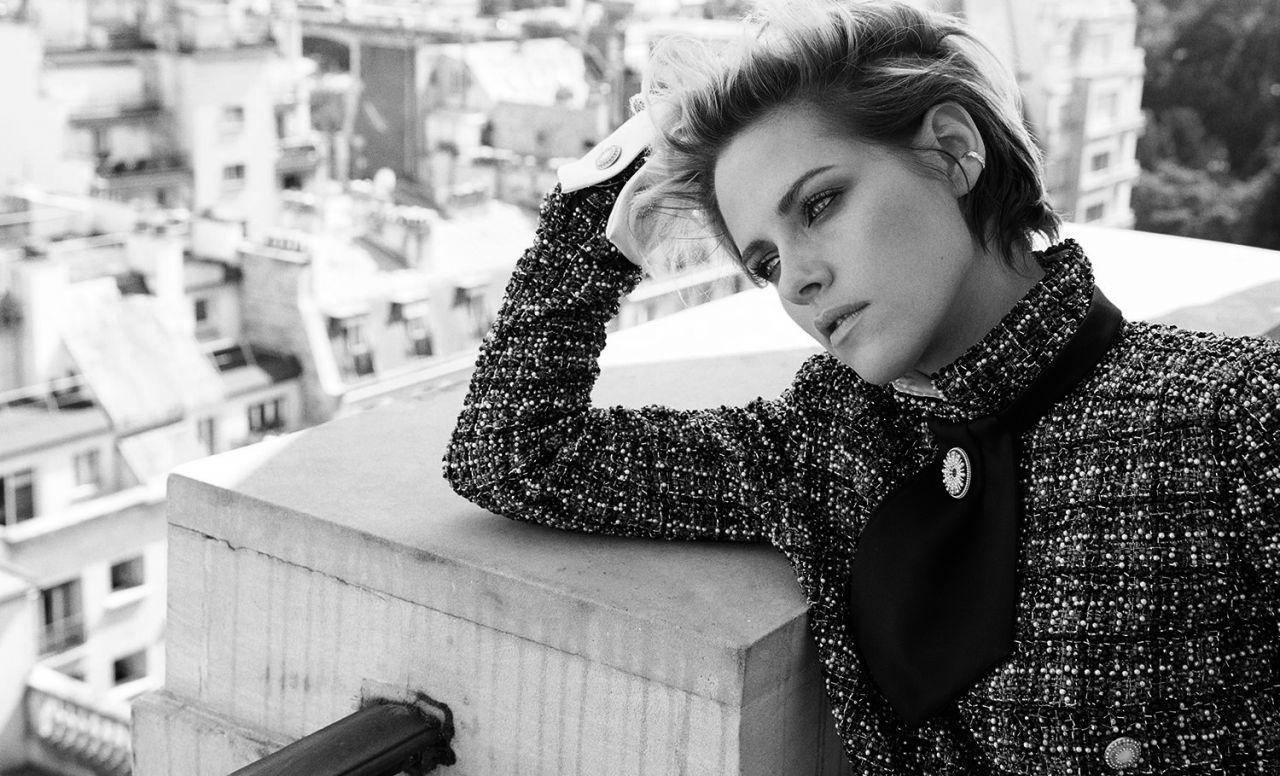 Kristen Stewart – Harper's Bazaar UK October 2019
