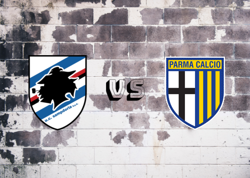 Sampdoria vs Parma  Resumen