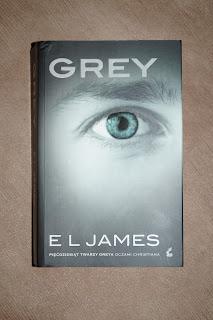 """""""Grey"""" E L JAMES"""