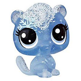 Littlest Pet Shop Series 4 Frosted Wonderland Multi-Pack Beaver (#No#) Pet