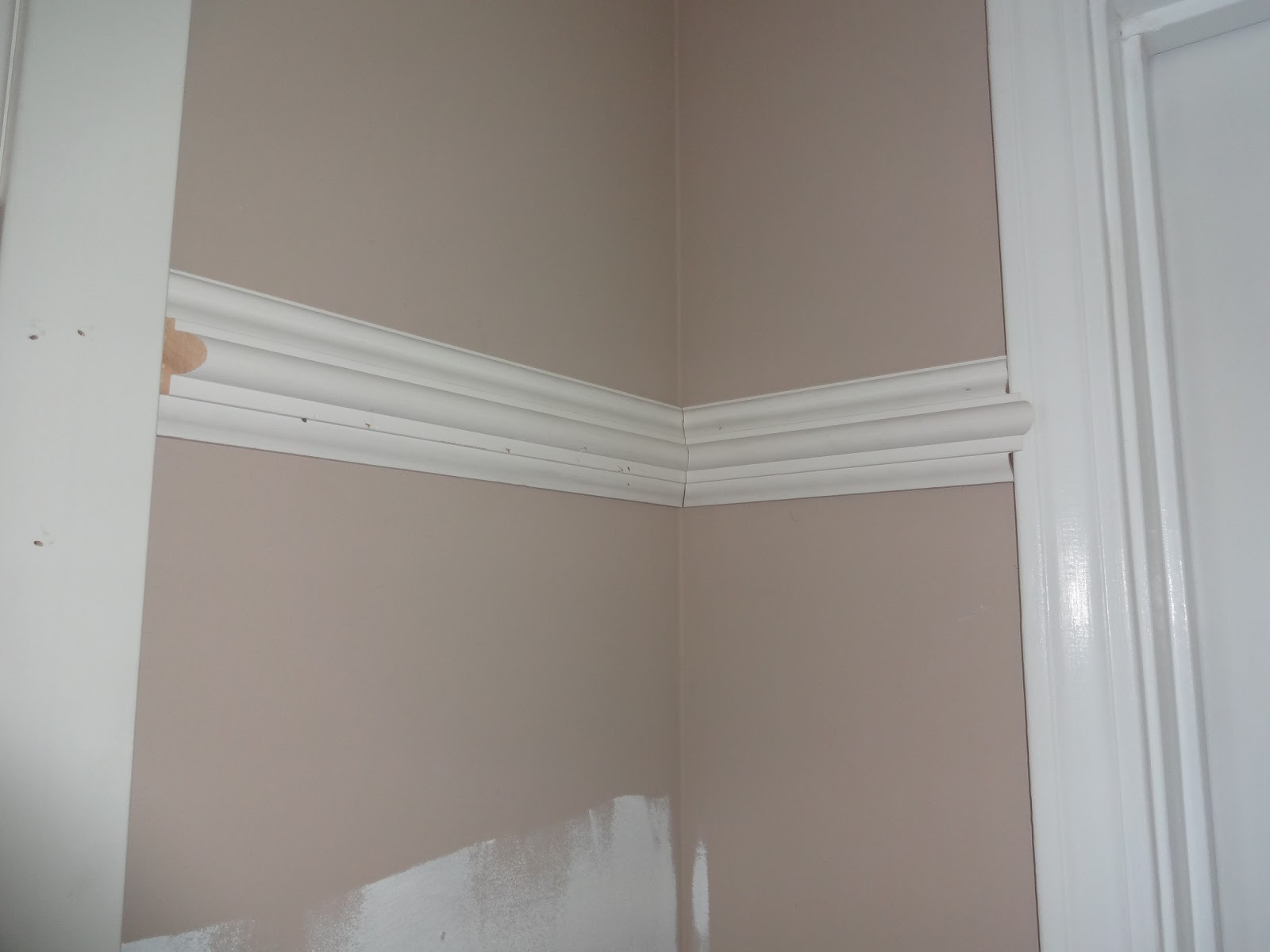 home depot chair rail molding cover rentals fort worth bedroom makeover with window