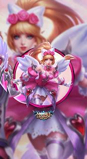 Miya Valentines Sweet Fantasy Heroes of Skins Event Valentine V1