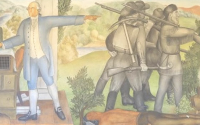 High school may erase mural of George Washington: 'traumatizes students'