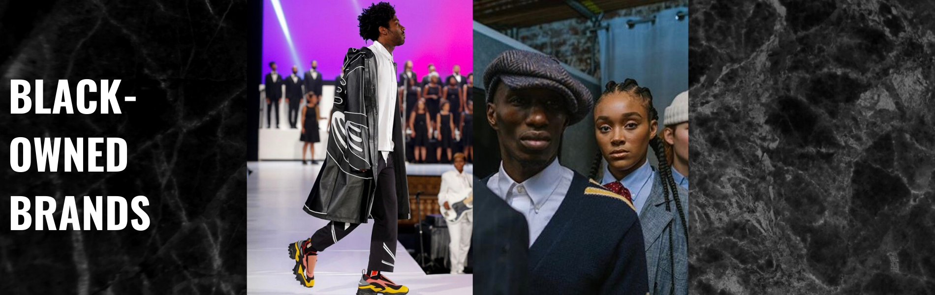 Black-Owned Men's Fashion Brands to Support on BlackOutDay2020