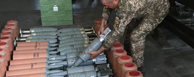 На зберігання та утилізацію боєприпасів витратять 2,5 млрд