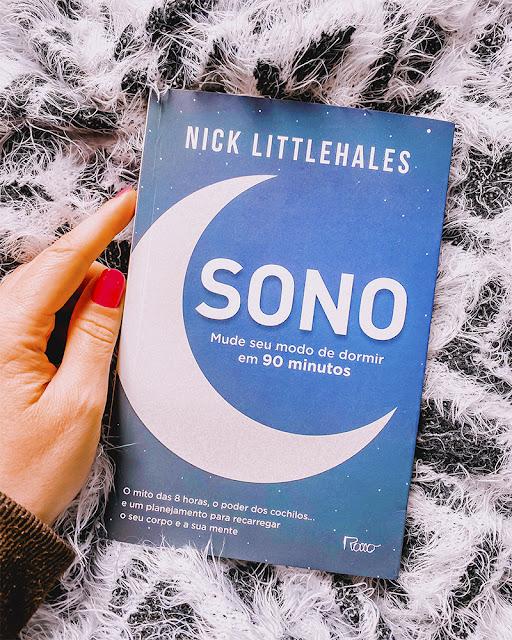 Sono: Mude seu modo de dormir em 90 minutos - Nick Littlehales
