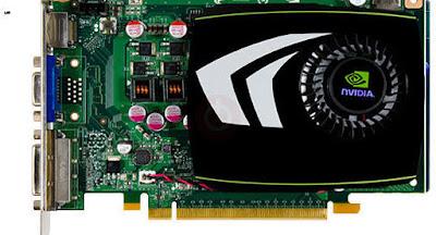 Nvidia GeForce GT 230フルドライバをダウンロード